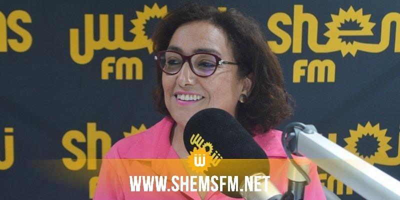 بشرى بلحاج حميدة: 'الإعدام في كل الدول بما فيها تونس يُطبق على الفقراء'