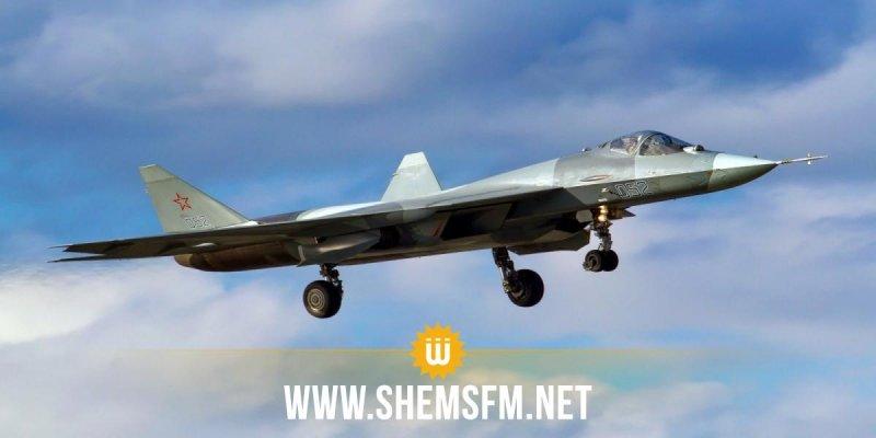 روسيا تبتكر طلاء يخفي الطائرات الحربية عن الرادارت