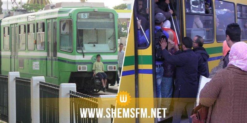 الزيادة  في تعريفة وسائل النقل العمومي: وزارة النقل تحسم الأمر