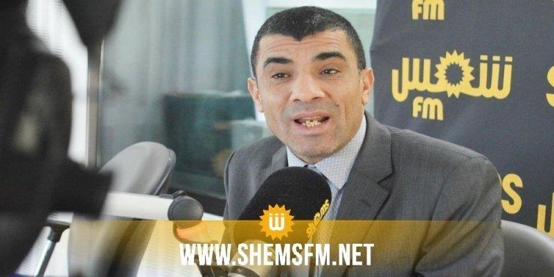Report de la plénière consacrée au vote sur le retrait de la confiance à Mohamed Tlili Mansri