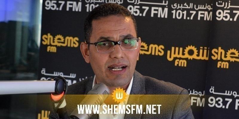 الحرباوي: 'التحالف مع النهضة انتهى'