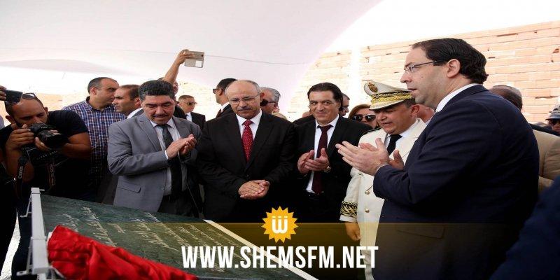 Monastir : Le Chef du gouvernement pose la première pierre d'une unité de fabrication de câbles électriques à Bouhjar