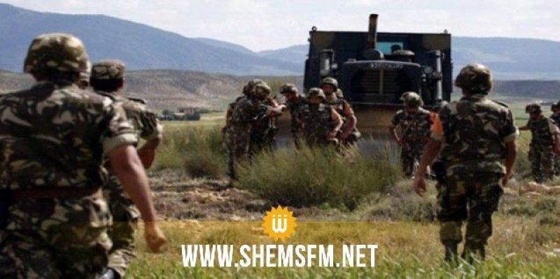 L'armée algérienne en état d'alerte sur les frontières avec la Tunisie