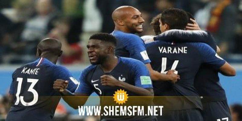 Quelles sont les origines des africains de l'équipe de France ?