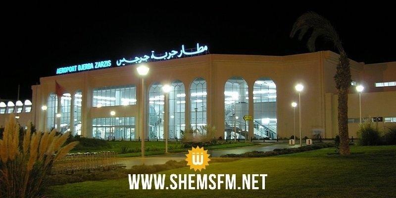 مطار جربة جرجيس: المسافرون الذين كانوا على متن الطائرة المستأجرة غادروا في اتجاه مطار أورلي