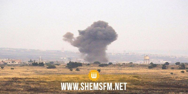 L'armée israélienne bombarde des positions militaires syriennes