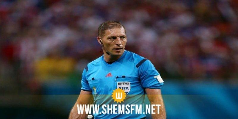 Mondial : Un arbitre argentin pour la finale