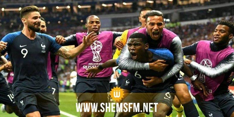 Mondial : La France décroche sa deuxième Coupe du monde