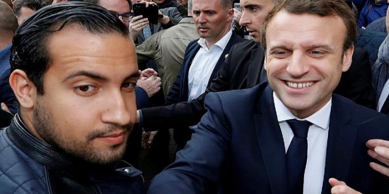 Affaire Benalla | Macron aux médias: