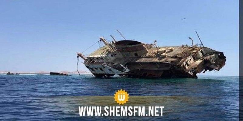 المنستير: جلسة عمل للبحث عن حلول جذرية لانتشال سفينة جانحة بجزيرة قوريا منذ ديسمبر 2014