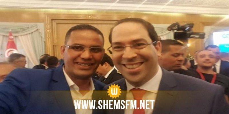 الحرباوي:بعض الاشاعات تفيد بأن الشاهـد قام بإستقطاب بعض الوزراء والنواب بهدف تكوين جزب جديد