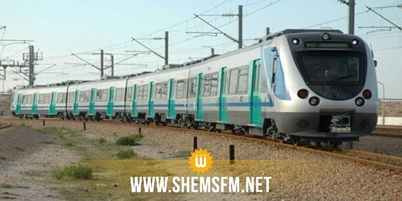 Reprise du trafic ferroviaire entre Tunis et Kalaa Khasba