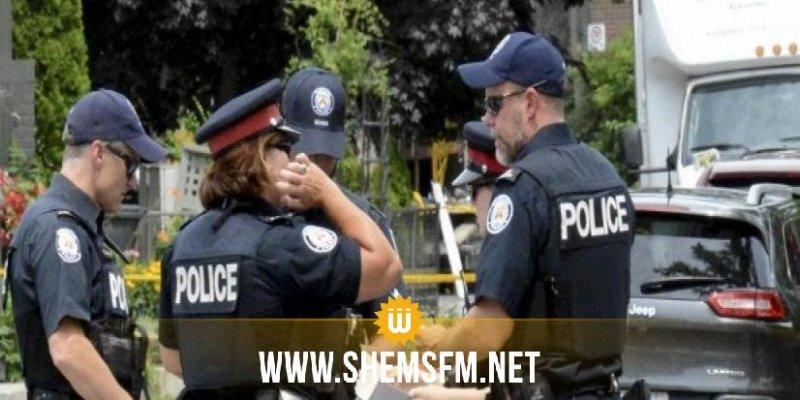 Fusillade au Canada: plusieurs morts selon la police