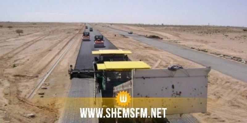 اعطاء اشارة انطلاق مضاعفة الطريق الجهوية 27 في الجزء الرابط بين نابل وقربة