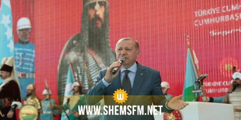 أردوغان: 'إذا انهار الأناضول لن يكون هناك شرق أوسط أو افريقيا...'