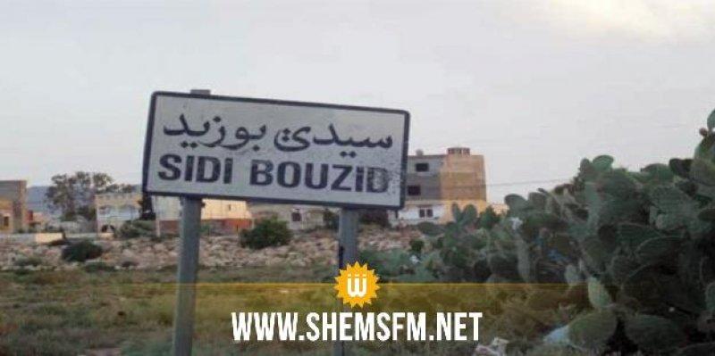 Sidi Bouzid : Des protestataires bloquent le passage de 3 camions et d'un train de phosphate à Menzel Bouzaiene