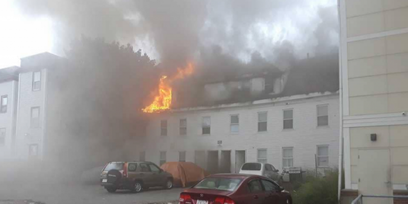 تسرب للغاز يفجّر 39 منزلا في امريـكا