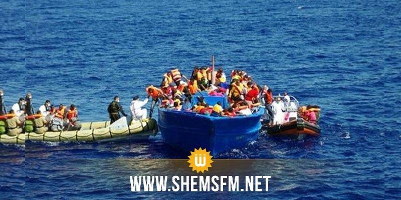 بينهم 3 نساء و4 أطفال: انقاذ 13 تونسيا كانوا بصدد اجتياز الحدود البحرية خلسة