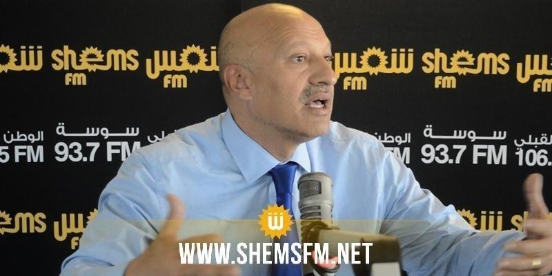 بعد إنتهاء مهلة 24 ساعة: رضا بالحاج يؤكد أن الهيئة السياسية ستنظر اليوم في الاجراءات القانونيه ضد الشاهد