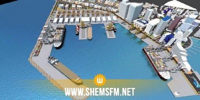 الحكومة تعيد طرح ميناء المياه العميقة بالنفيضة أمام الممولين