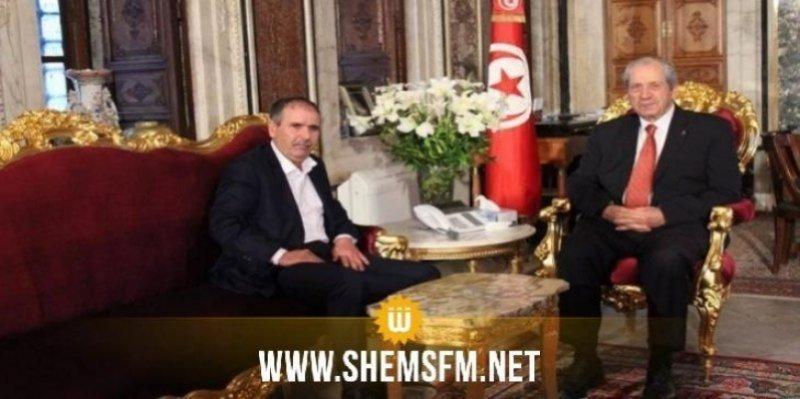 غدا : لقاء بين رئيس البرلمان وأمين عام اتحاد الشغل