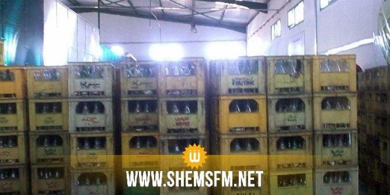 العاصمة: حجز أكثر من 1000 لتر من الزيت المدعم في مخزن عشوائي