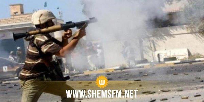 ليبيا.. مقتل 115 وإصابة 383 في اشتباكات طرابلس