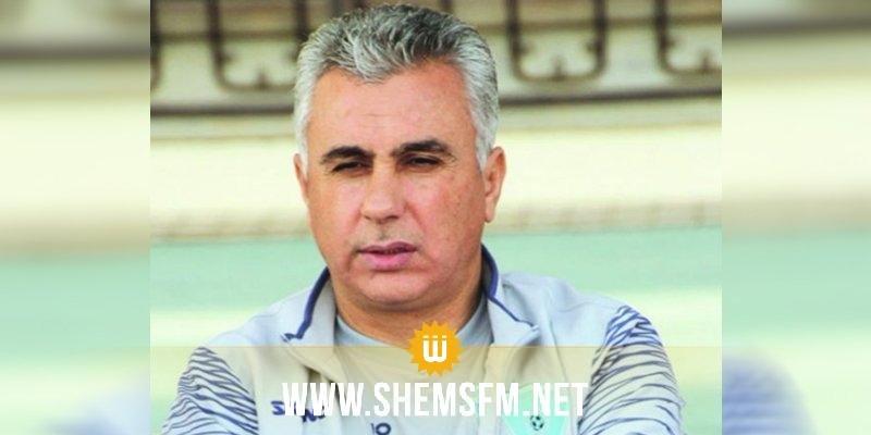JSK : l'entraîneur Habib ben Romdhane à Najrane