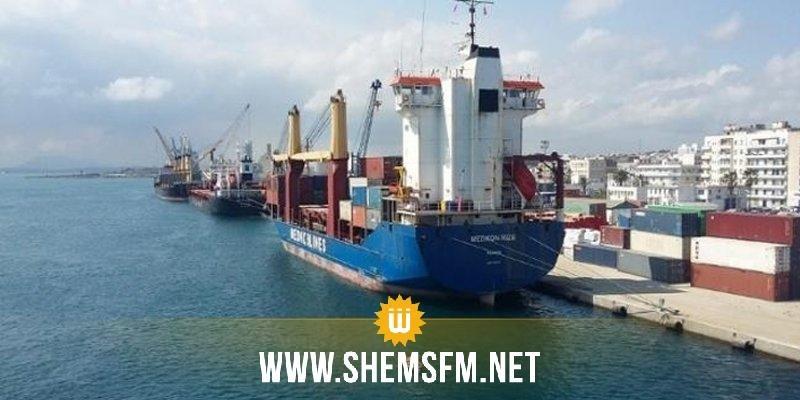 Bizerte : fuite accidentelle de pétrole brut en mer près du quai de Zarzouna