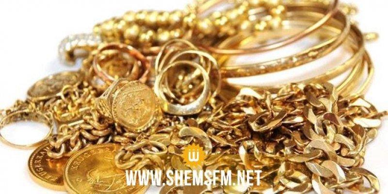 Mahdia: saisie d'une quantité importante de bijoux d'une valeur de 1,3 MD