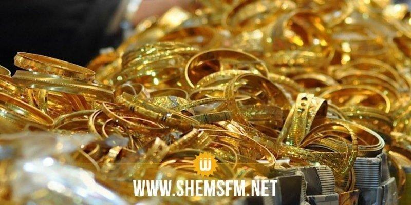 Kasserine : saisie de faux billets et de l'or de contrefaçon