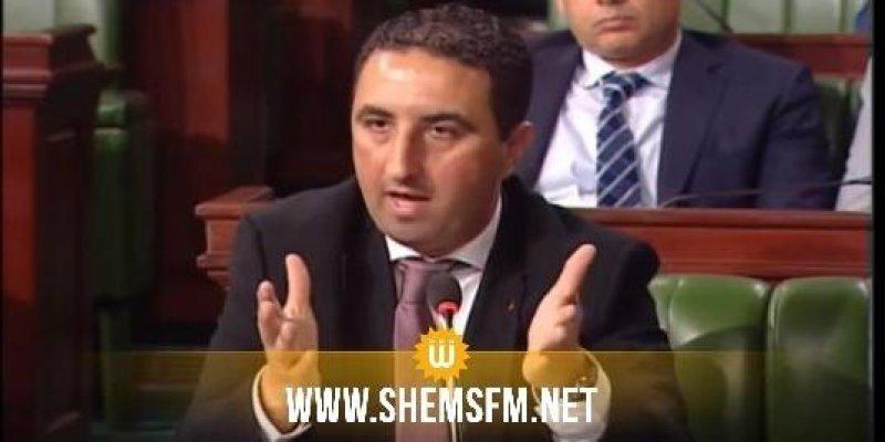 قضية وزارة الطاقة المنحلة : اصدار بطاقة ايــداع بالسجن ضد كاتب الدولة المُقال هاشم الحميدي