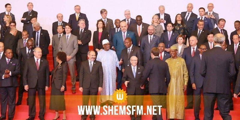 رئيس الجمهورية يشارك في افتتاح أعمال القمة السابعة عشر للمنظمة الدولية للفرنكوفونية