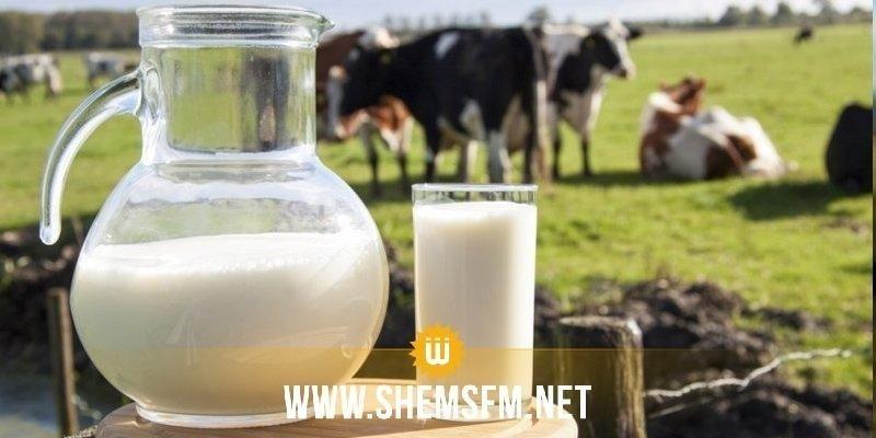 وزير الفلاحة: كميات الحليب المستوردة تكفي لإستهلاك 6 أيام فقط