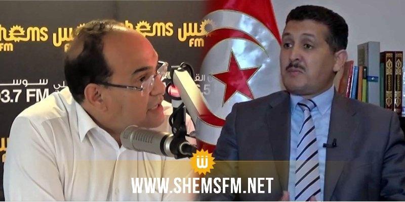عماد الدايمي:شوقي الطبيب متهم بمخالفة قانون حماية المبلغين
