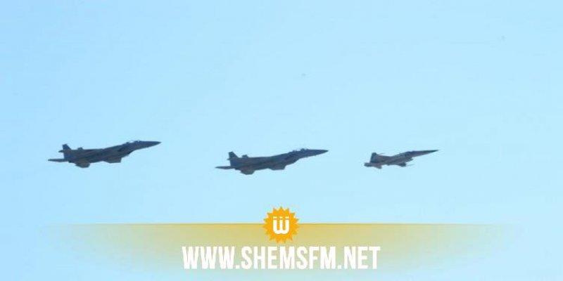 ارتياح تونسي سعودي لنجاح التمرين المشترك بين جيشي الطيران في البلدين