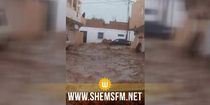 Les inondations à Kasserine font un mort