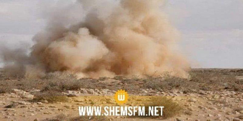 Explosion d'une mine à Kasserine : un berger et sa sœur légèrement blessés