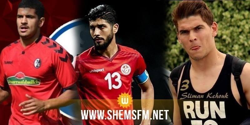 Éliminatoires CAN 2019 : la formation de l'équipe nationale face à l'Egypte