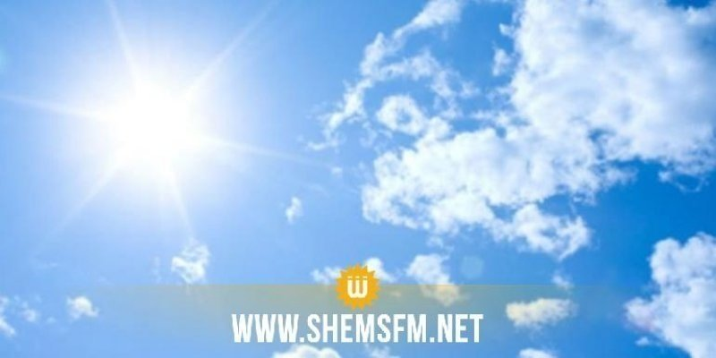 Météo : Temps passagèrement nuageux sur l'ensemble du pays