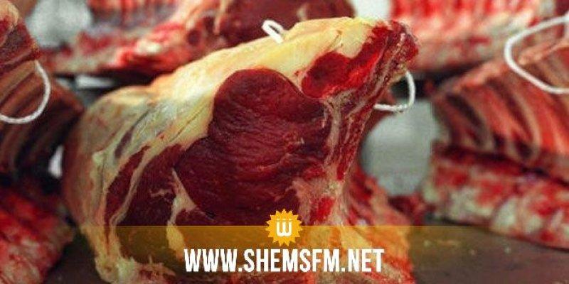 القصرين: حجز واتلاف 280 كلغ من اللحوم الحمراء المصابة بداء السل