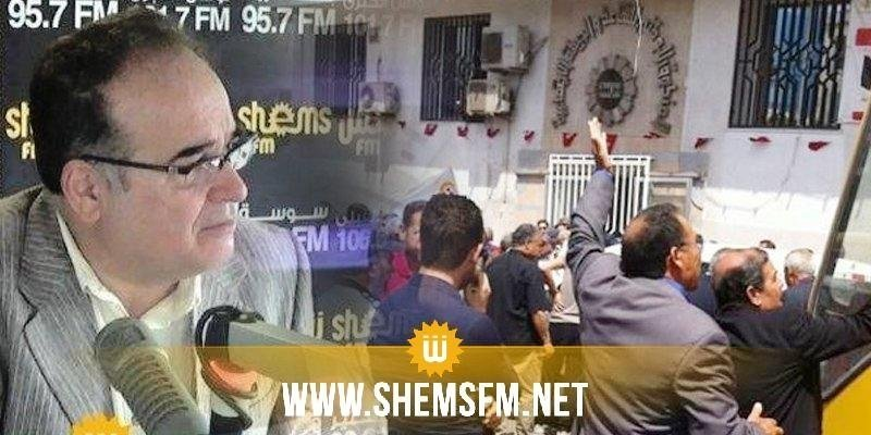 محمد الطرابلسي: «نواجه نقصا شهريا ب100مليون دينار لتوفير مصاريف التقاعد»