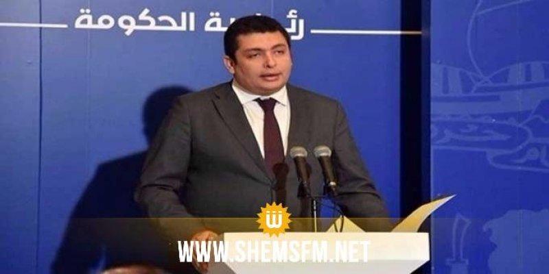 إياد الدهماني:«عدم الرد من باب الاحترام للمؤسسات واحترام رئيس الجمهورية»