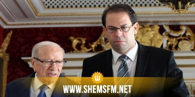 إياد الدهماني يؤكد إعلام رئاسة الجمهورية بالقائمة النهائية للتحوير الوزاري