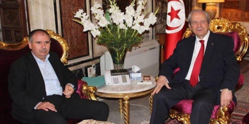 غدا : لقاء بين محمد الناصر والطبوبي