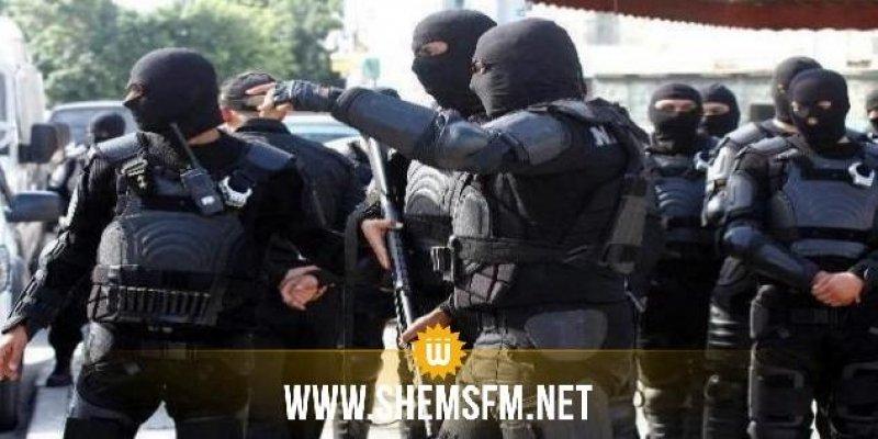 Sidi Bouzid : saisie de produits de fabrication d'explosifs et des munitions