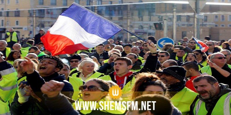 الحكومة الفرنسية تسقط زيادة الضرائب على الوقود من مشروع قانون ميزانية 2019