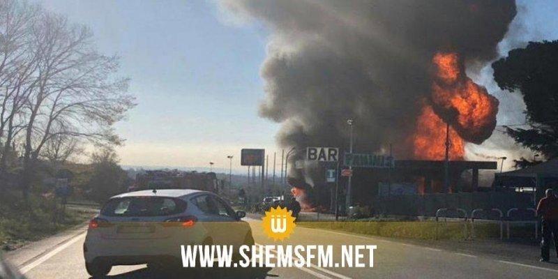 Italie: deux morts dans l'explosion d'une station essence