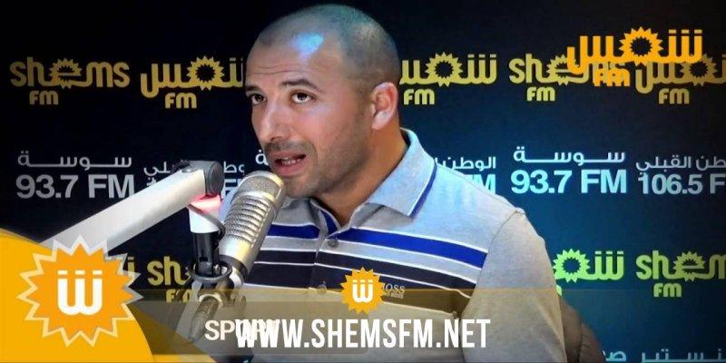 خالد مولهي مدربا جديدا لشبيبة القيروان