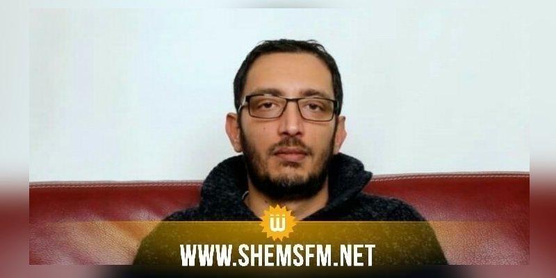 شهران سجنا مع النفاذ ضد النائب ياسين العياري